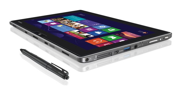 Toshiba Intros WT310 Windows 8 Pro Tablet