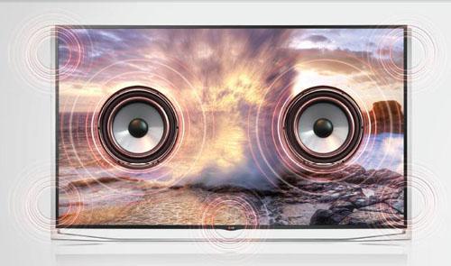 LG TV Sound