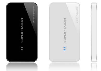 Super Talent Launches USB 3.1 RAIDDrive