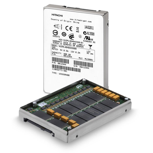 Hitachi's Enterprise MLC SSDs