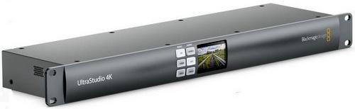 Blackmagic Design Announces UltraStudio 4K with Thunderbolt 2 Technology