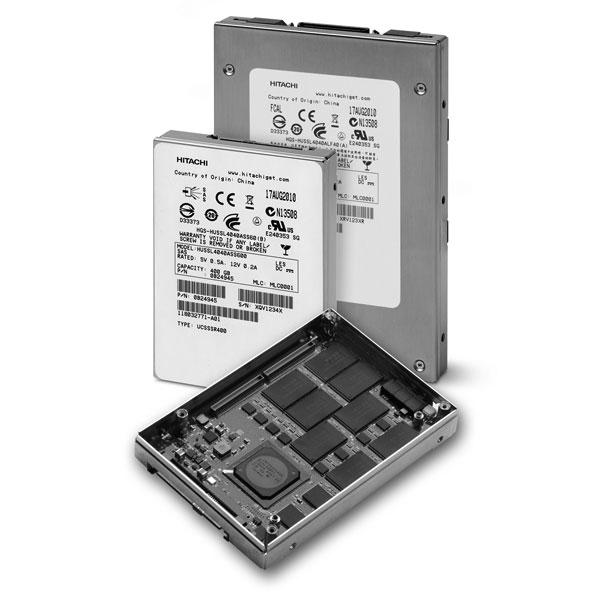 Hitachi Aims SSD at Enterprise Market