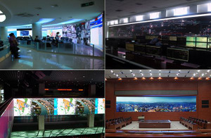 Unilumin Ultra HD LED Enters Control Room Market