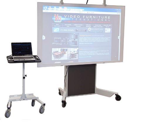 VFI Mobile Media Cart