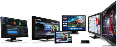 VITEC Marries Broadcast-Grade Integrated IPTV with Digital Signage Platform