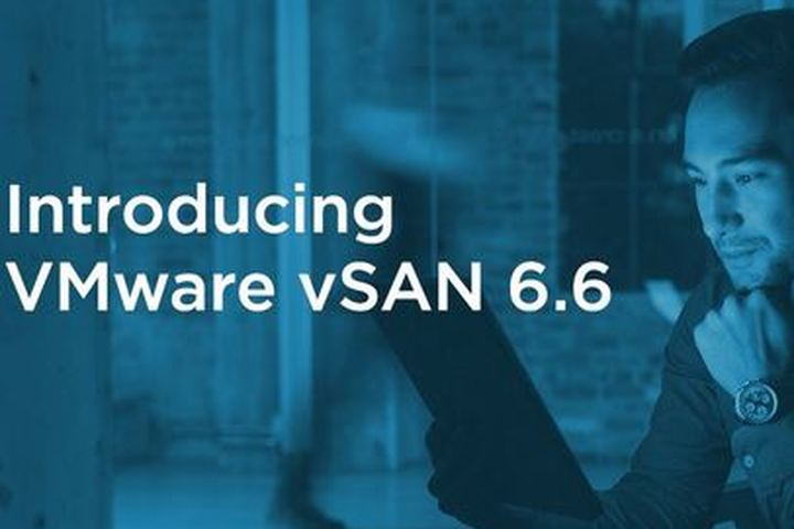 VMware Adds Native HCI Security to vSAN 6.6