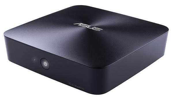 Asus Intros VivoMini Mini PCs
