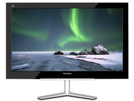 ViewSonic Ships Super-Thin LED Monitor