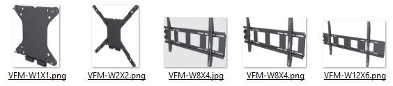 Vision VFM series