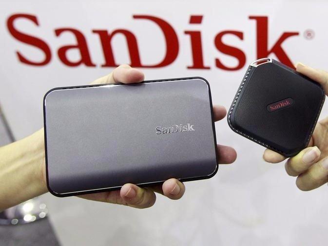WD Completes SanDisk Buy