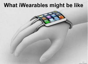 iWearable concept