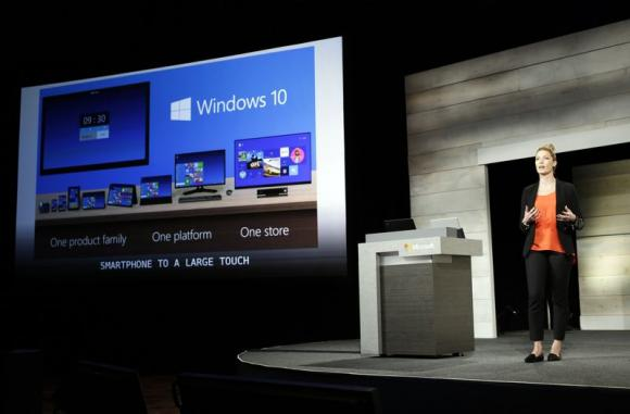 Microsoft: Windows 10 Brings New Opportunities