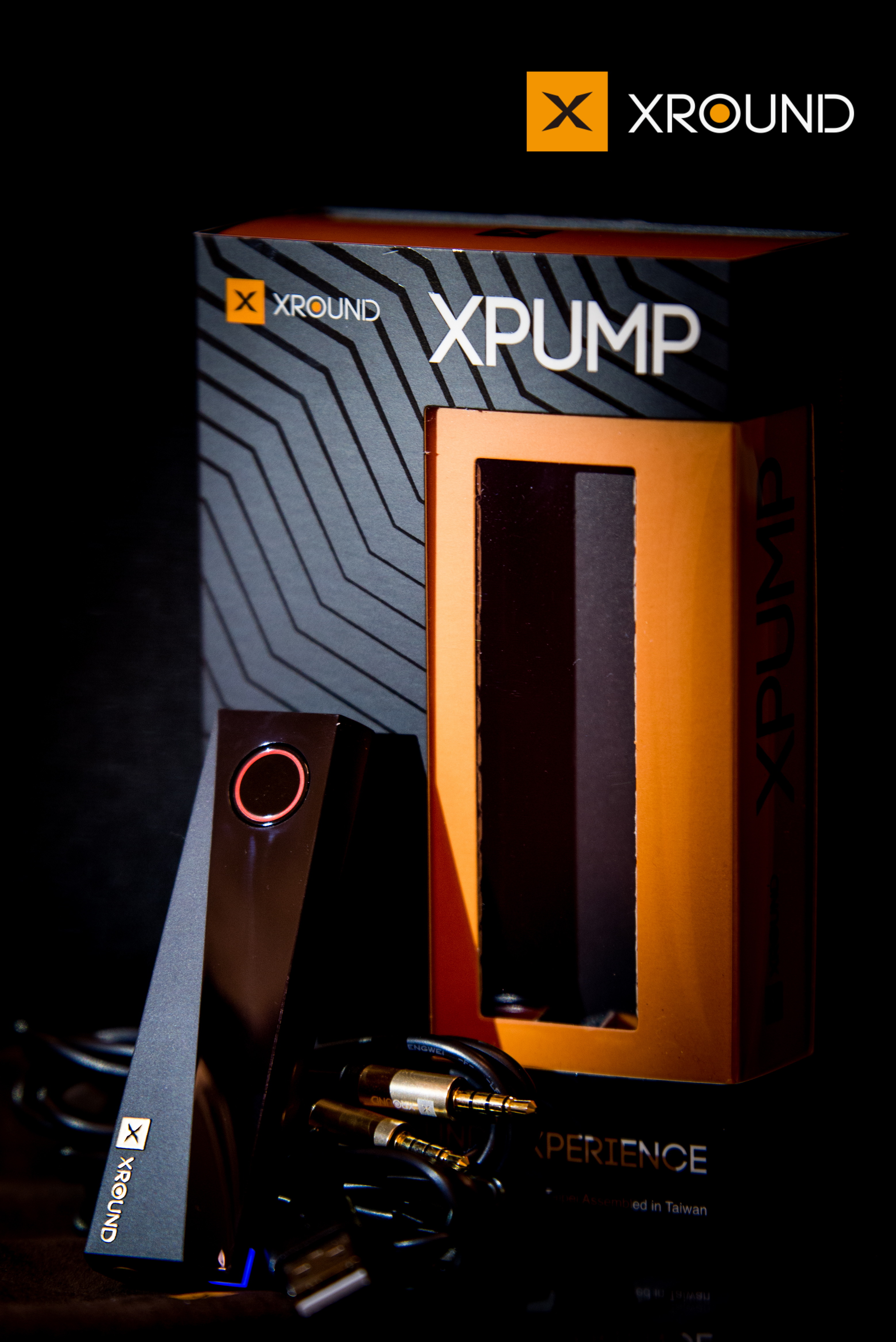 XPUMP Gives Audio a Boost