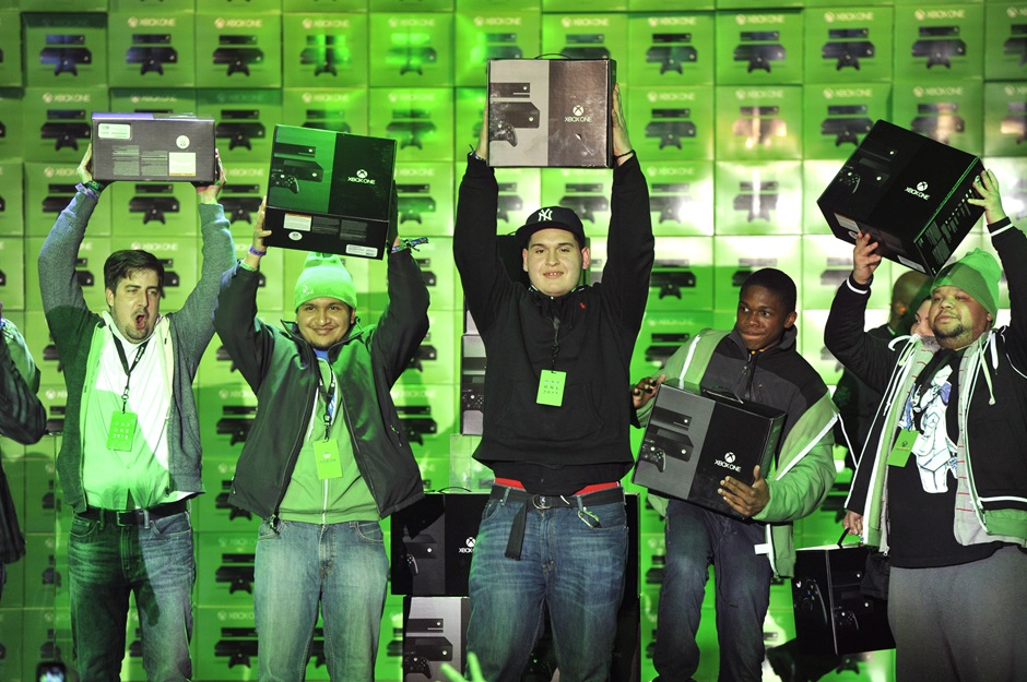 Xbox One (also) Sells 1 Million Units