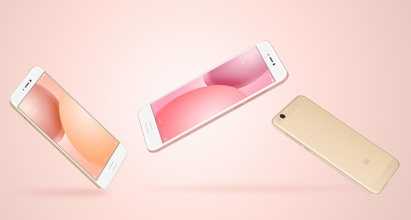 Xiaomi Intros Mi 5c