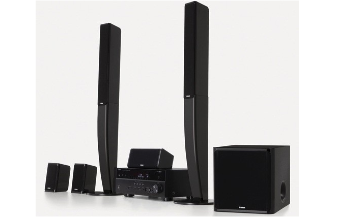 Yamaha Intros Airplay-Capable Home Theatre in a Box