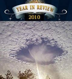 The Year of the Cloud, 2010