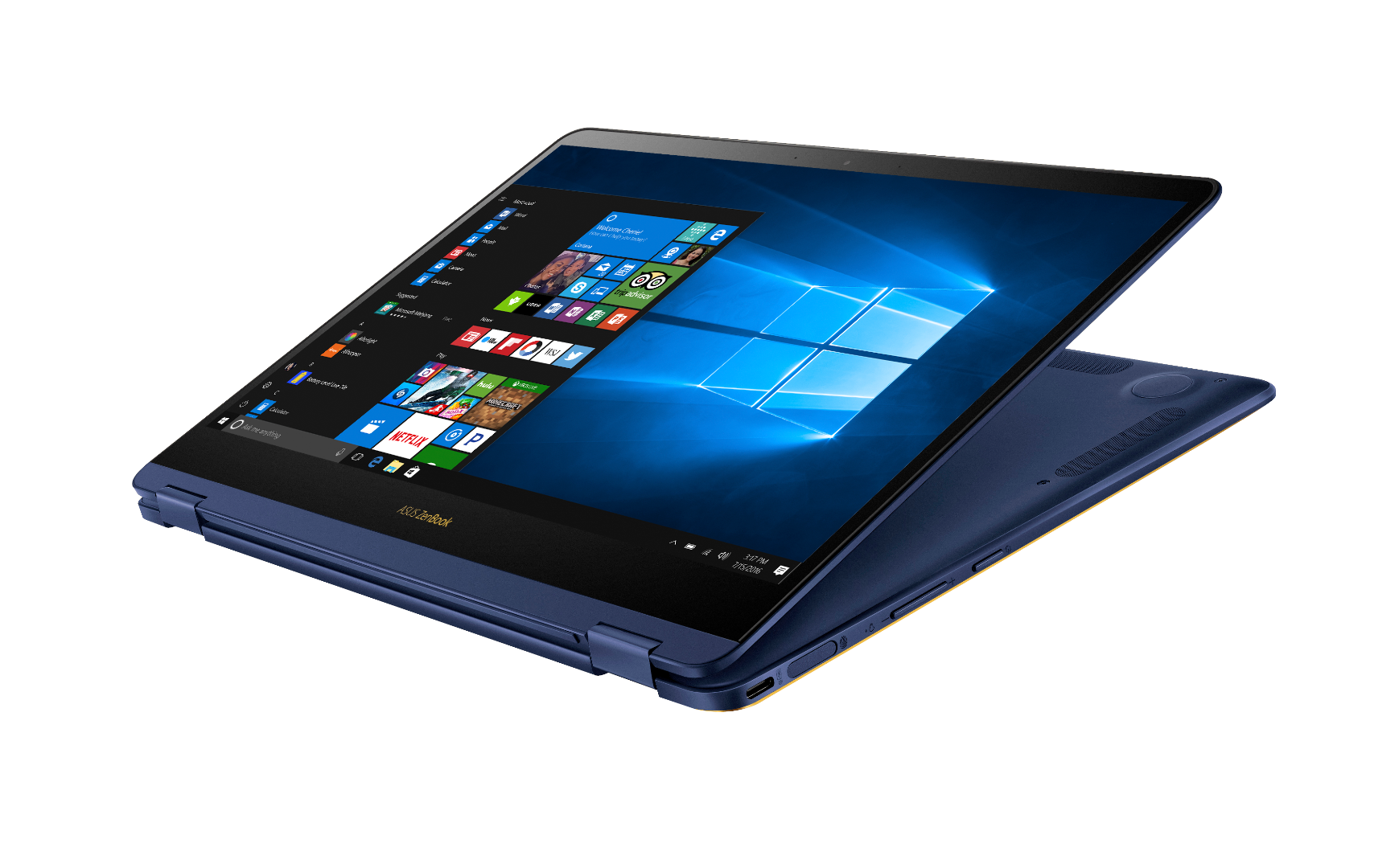 World's Thinnest And Lightest Convertible Notebook