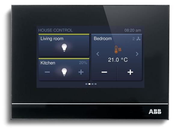 ABB Touchscreen