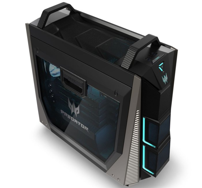 Acer Puts Wheels on Predator Orion 900 Gaming PC