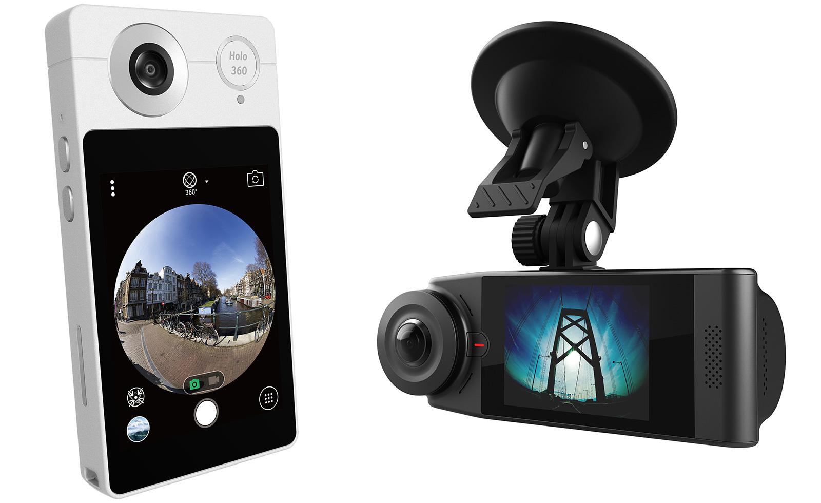 Acer 360 Degree cameras