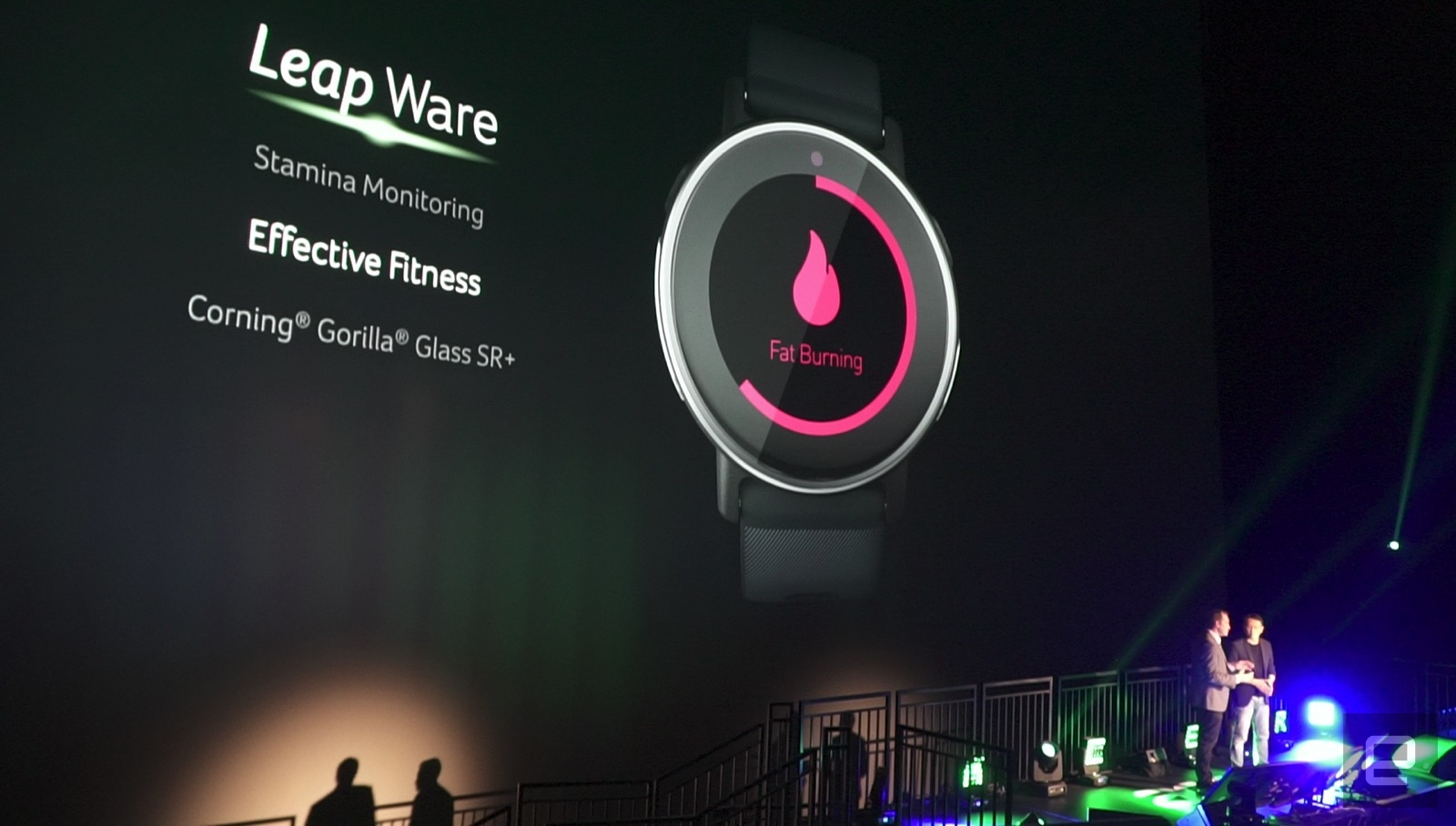 Acer Presents Leap Ware