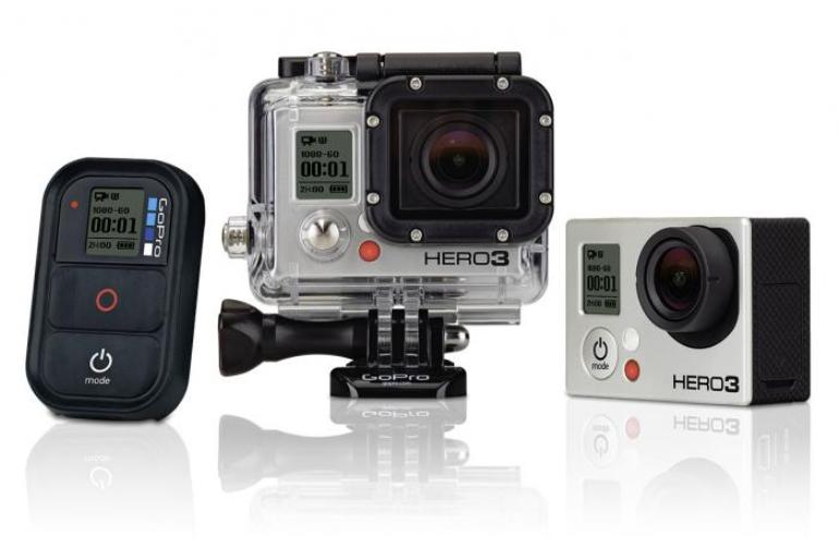 Action Cameras: a European Hit
