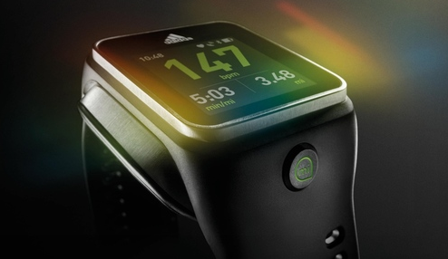 Adidas Out of the Wearables?