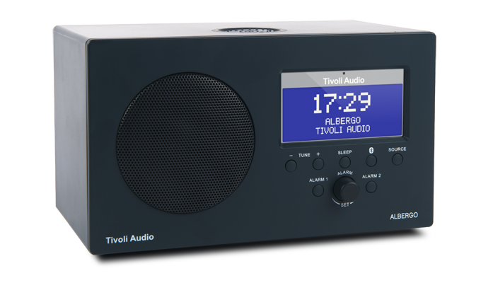 Tivoli Intros Bluetooth Radio