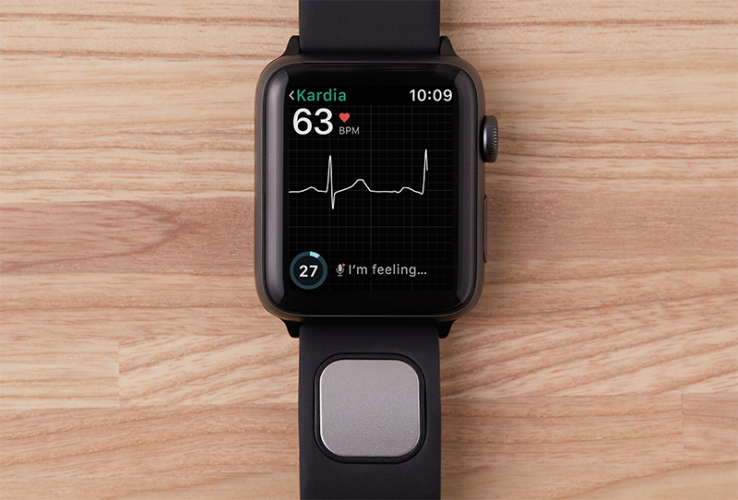 FDA Approves KardiaBand Apple Watch Strap
