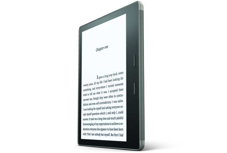 Amazon Adds Waterproofing With Kindle Oasis