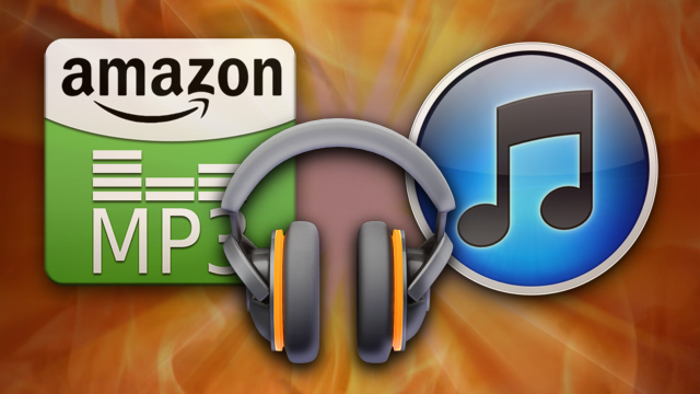 Amazon mp3 itunes