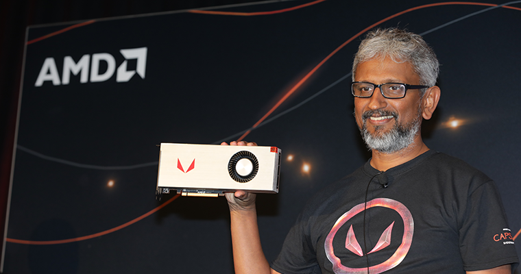 AMD Presets Radeon RX Vega Graphics Cards