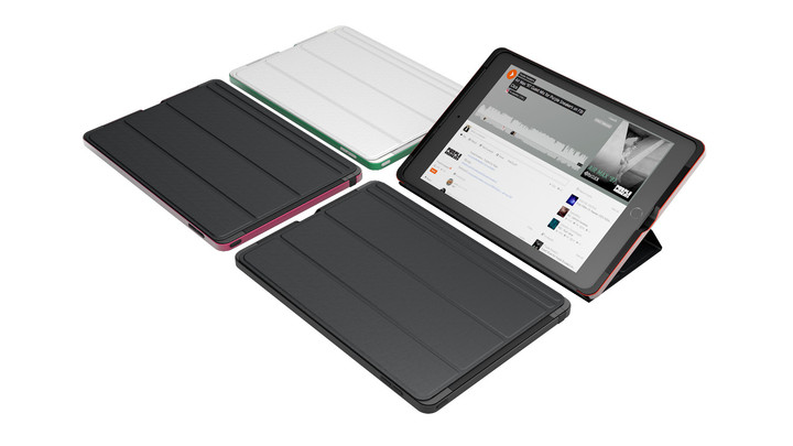 The Audio-Boosting iPad Case