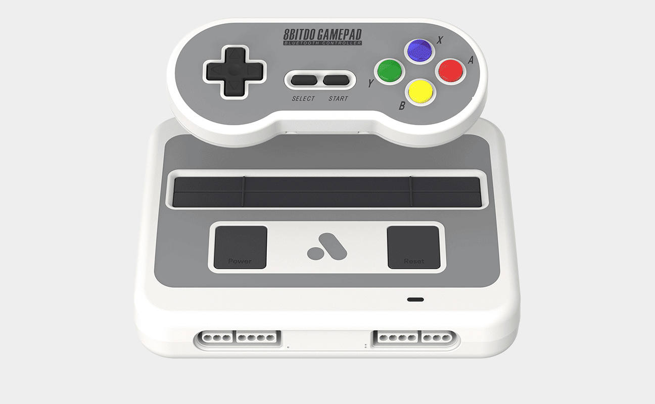An Analogue Super Nt for Playing SNES Carts