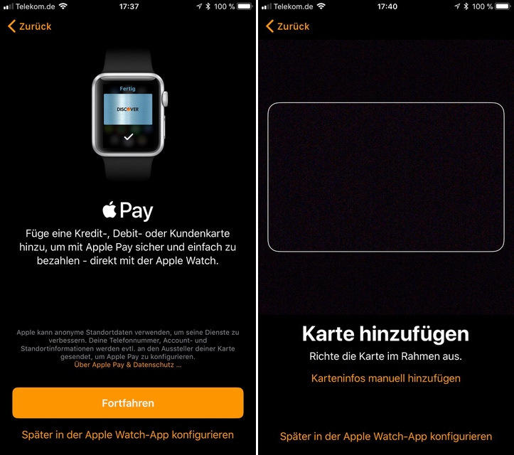 Apple Pay Coming Soon to Germany?