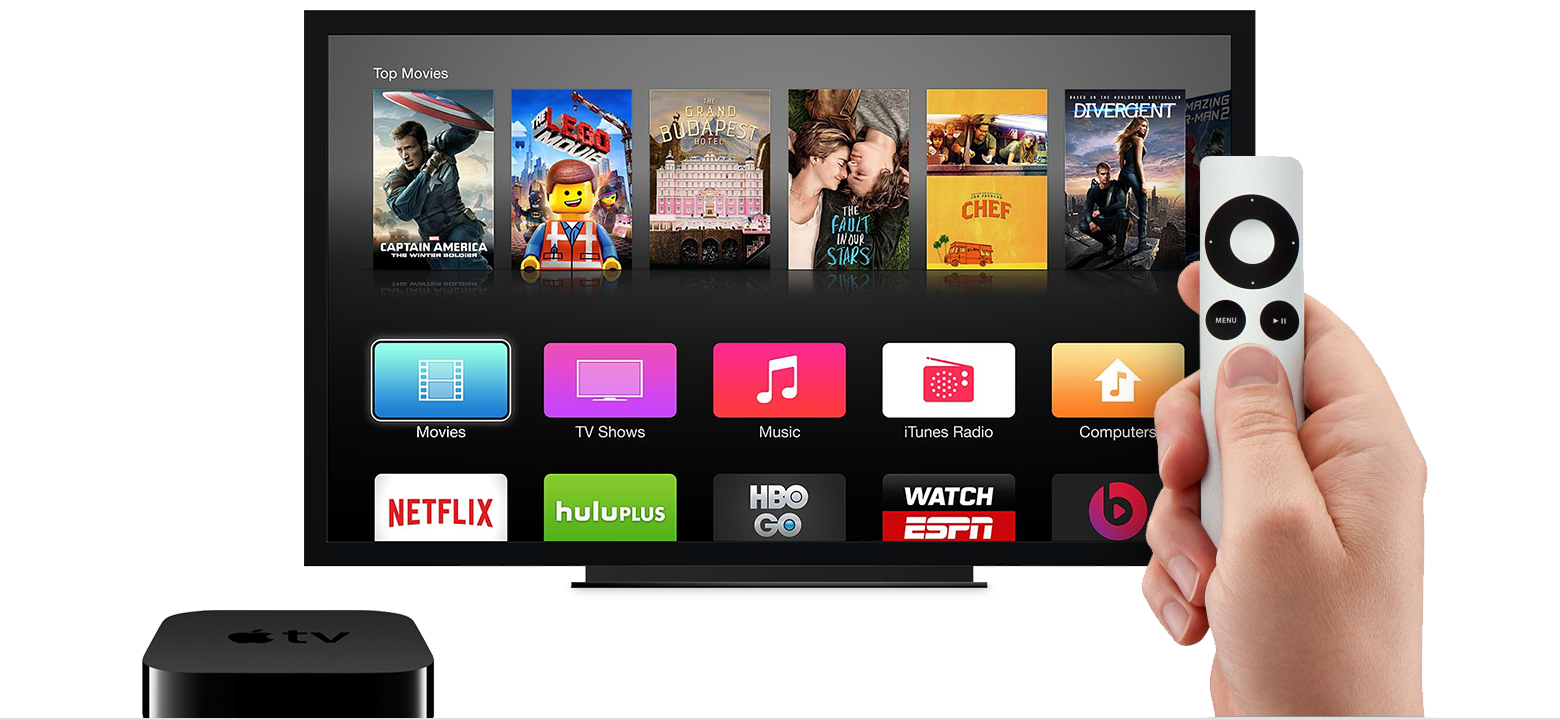 Apple Gives Up on Streaming TV Plans?