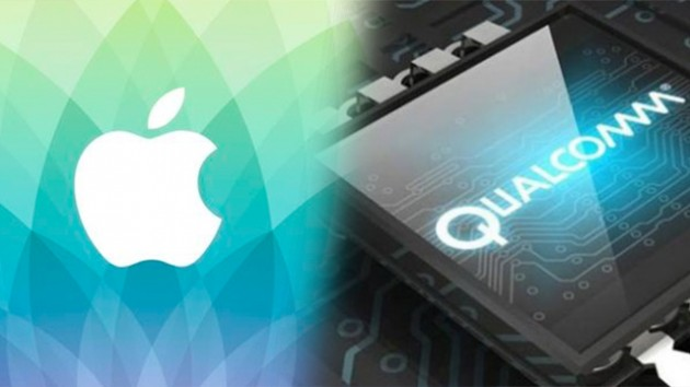 Apple Files $1bn Suit Against Qualcomm