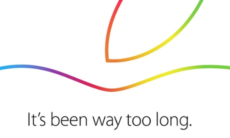 Apple Confirms 16 October Event