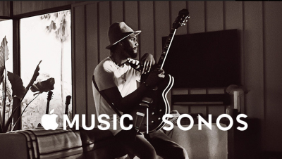 Apple Music on Sonos Gets Release