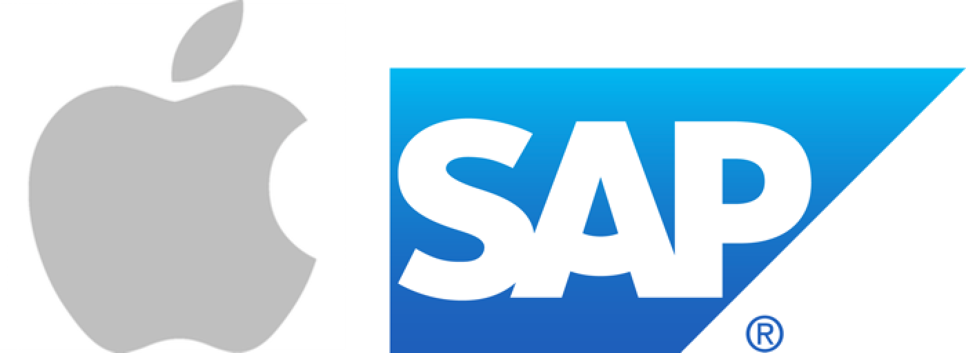 Apple Teams Up With SAP