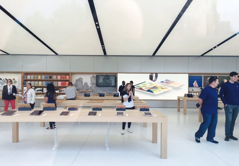 San Francisco Gets Flagship Apple Store