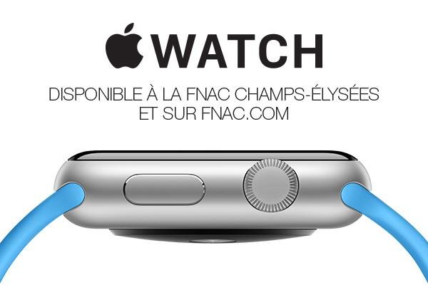 Apple Watch Fnac