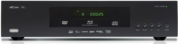 Arcam Intros BDP3000 Blu-ray Player