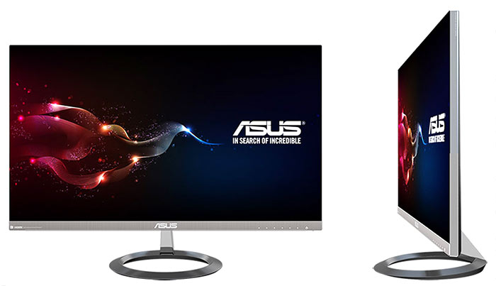 Asus Intros Designo MX25AQ Frameless Monitor