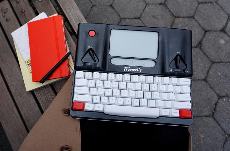 FreeWrite Brings Back the Typewriter