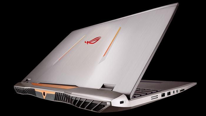 Asus ROG Intros G701 Gaming Laptop