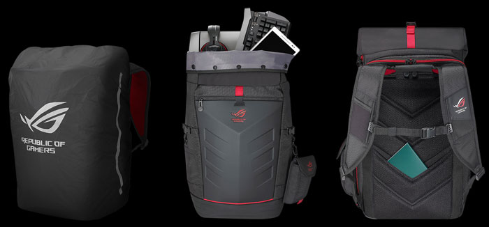 Asus ROG Presents Ranger Backpack