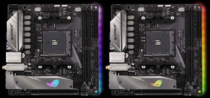 Asus ROG Intros Mini-ITX Ryzen Motherboards