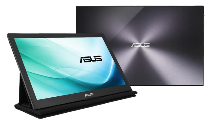 Asus Presents USB-C Portable Monitor